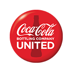Coca-Cola Bottling Company United Logo