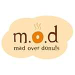 Mad Over Donuts Logo