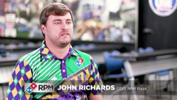 John Richards, COO, RPM