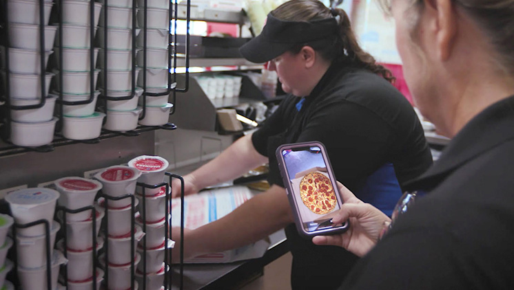 RPM, Domino's Customer story